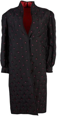 Vintage (unsigned) Black Synthetic Coats