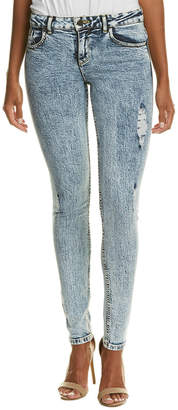 Alice + Olivia Stone Washed Denim Pant