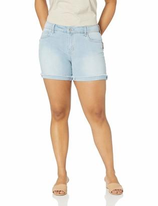 Jessica Simpson Women's Forever Roll Short