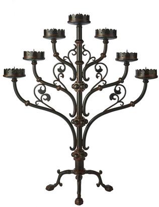 Jan Barboglio Palacio Candelabra Candleholder