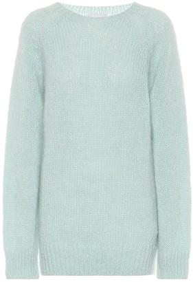 Erdem Bartley mohair-blend sweater