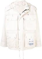 Puma Maison Yasuhiro cargo pocket jacket
