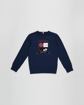 Tommy Hilfiger Shield Sweatshirt - Teens
