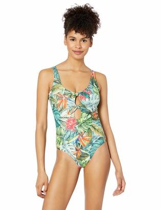 Rip Curl Women's Island Hopper One Piece Swim Suit Bikini