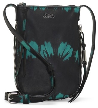 Vince Camuto Kenzy Phonecase Leather Crossbody Bag