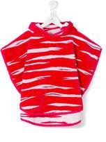 Kenzo tiger stripes towel robe
