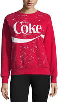 Freeze Coke Sweatshirt-Juniors