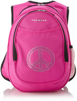 Asstd National Brand Obersee Peace Kids All-In-One Backpack with Cooler