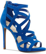 Jessica Simpson Rainah Strappy Platform Dress Sandals