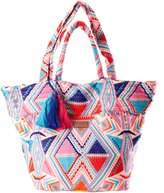 Neon Beach Bag - ShopStyle