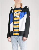 Tommy Hilfiger Colour block shell jacket