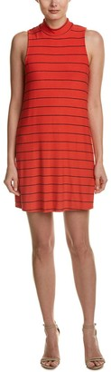 Splendid Women's Loralie Raised Yarn Dye Stripe Dress
