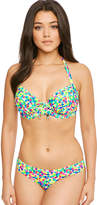 Pour Moi? Pour Moi High Dive Padded Halter Underwired Bikini Top