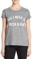 Private Party Pizza and Bae Tee