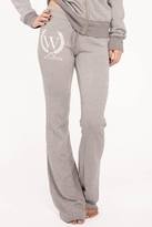 Wildfox Couture Yacht Club Shopping Sweatpants in Vintage Grey