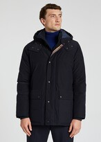 Thumbnail for your product : Paul Smith Men's Black Down Parka