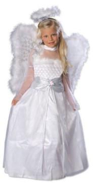 BuySeasons Baby Rosebud Angel Costume
