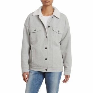 Kenneth Cole New York Kenneth Cole Women's Knit Trucker Jacket