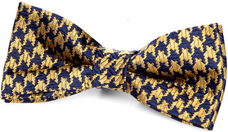 Appaman Boy's Houndstooth Clip-On Bow Tie