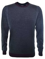 Ted Baker Men's Lewcat Long-Sleeve Merino Crew-Neck Sweater
