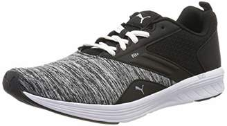 Puma Unisex Adults' NRGY Comet Competition Running Shoes, Black Black White_17