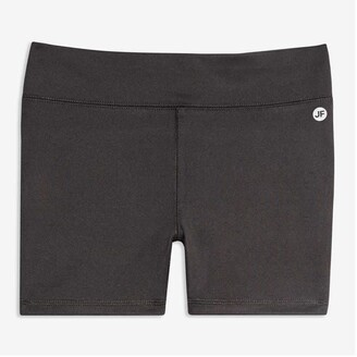 Joe Fresh Kid Girls' Dance Short, JF Black (Size M)