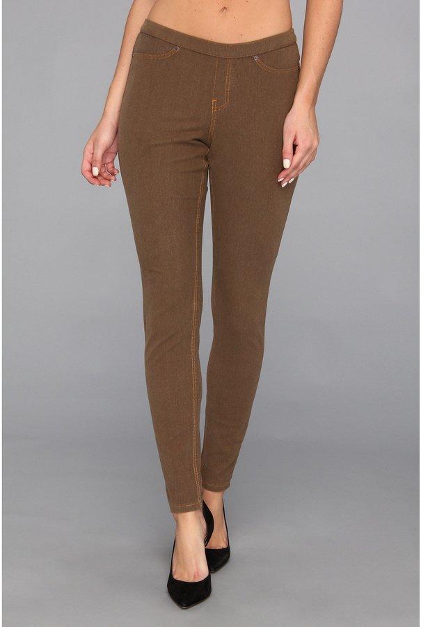 Hue Soft and Slim Leggings (L, )