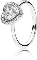 Pandora Sparkling Love Ring Clear CZ 190929CZ-50/ Size 5