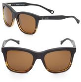 Jack Spade Wagner 55MM Wayfarer Sunglasses