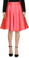P.A.R.O.S.H. Knee length skirts - Item 35343832