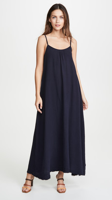 Nation Ltd. Lila Scoop Trapeze Slip Dress