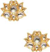 Amrapali Women's 22K Yellow Gold & 1.74 Total Ct. Diamond Stud Earrings