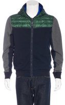 Moncler Maglia Cardigan Down Jacket