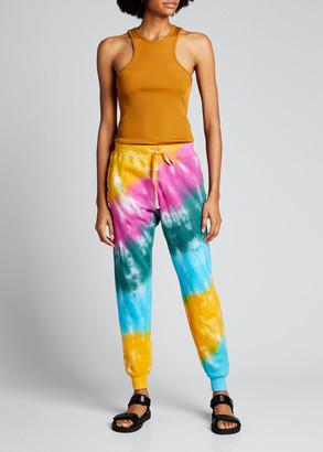 La Detresse The Strawberry Fields Tie-Dye Sweatpants