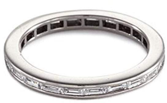 Monique Péan Diamond 18k white gold ring