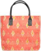 Found Object Hand-Stitched Kantha Bag