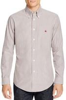 Brooks Brothers Pinstripe Slim Fit Button Down Shirt