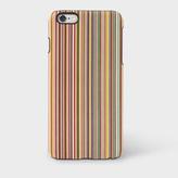 Paul Smith Signature Stripe Leather iPhone 6 Plus Case