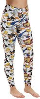 Freeze Juniors womens Looney Tunes Group All Over Print Leggings