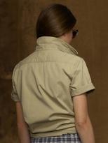 Denim & Supply Ralph Lauren Surplus Short-Sleeved Shirt