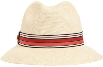 Loro Piana The Suitcase Stripe Ingrid Panama Hat