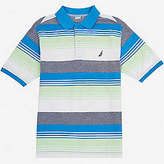 Nautica Little Boys' Striped Polo Shirt (2T-7)