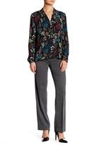 T Tahari Prima Herringbone Suit Pant