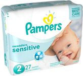 Pampers Swaddlers SensitiveTM 27-Count Size 2 Jumbo Pack Diapers
