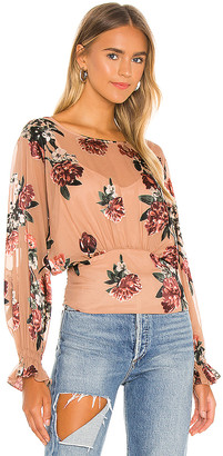 ASTR the Label Nora Top