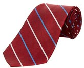 Brooks Brothers Red Stripe Silk Tie.