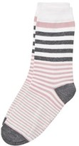 Melton Alt Rosa Stripes Socks