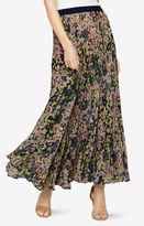 BCBGMAXAZRIA Esten Floral-Print Maxi Skirt