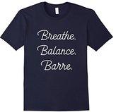 Men's Breathe Balance Barre Ballet Dancer T-Shirt 2XL