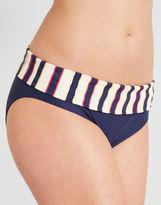 Figleaves swimwear Santa Cruz Fold Brief